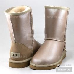 UGG Classic Short - Metallic Sand