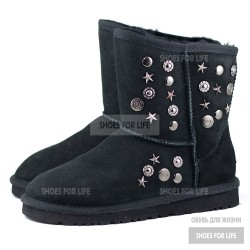 UGG Jimmy Choo Starlite - Black