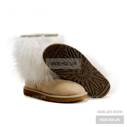 UGG Sheepskin - White
