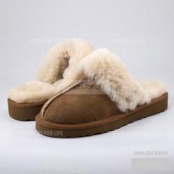 UGG Slippers - Chestnut