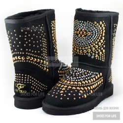 UGG Jimmy Choo Mondah - Black
