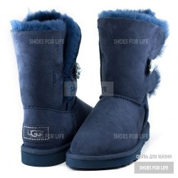 UGG Bailey Bling Button - Navy