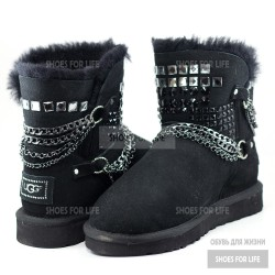 UGG Anvil Mini - Black