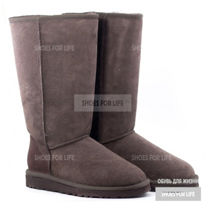 UGG Classic Tall - Chocolate