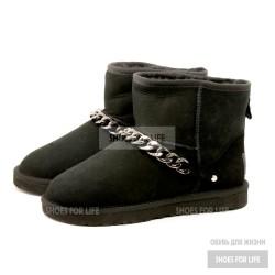 UGG Givenchy - Black