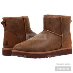 UGG Mens Mini - Brown Metallic