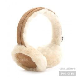 UGG Earmuff   - Chestnut